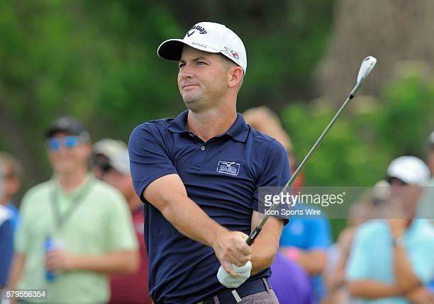 Matt Every during the final round of the Arnold Palmer Invitational at Arnold Palmer's Bay Hill Club Lodge in Orlando Florida