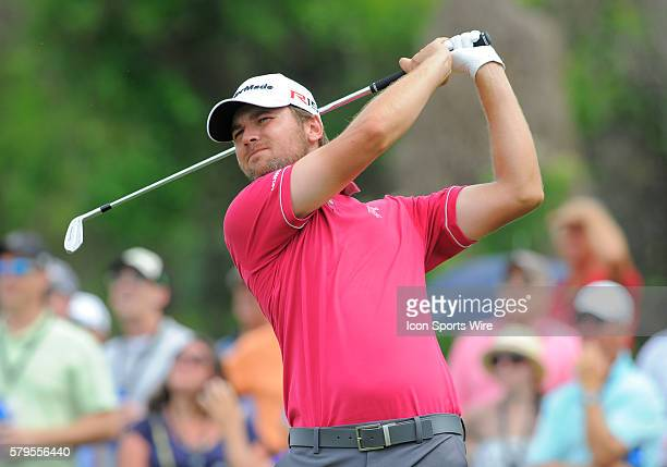 Sean O'Hair during the final round of the Arnold Palmer Invitational at Arnold Palmer's Bay Hill Club Lodge in Orlando Florida