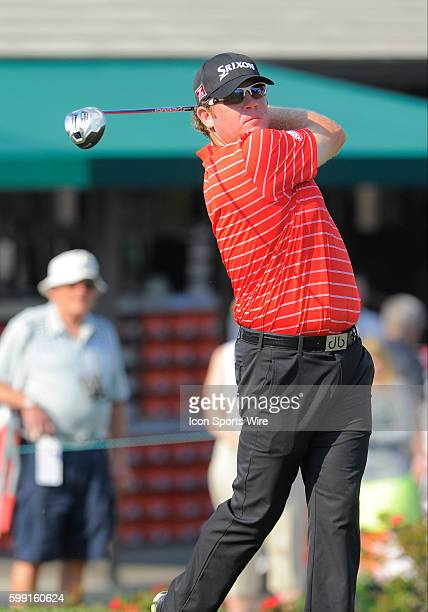 William McGirt during the second round of the Arnold Palmer Invitational at Arnold Palmer's Bay Hill Club Lodge in Orlando Florida
