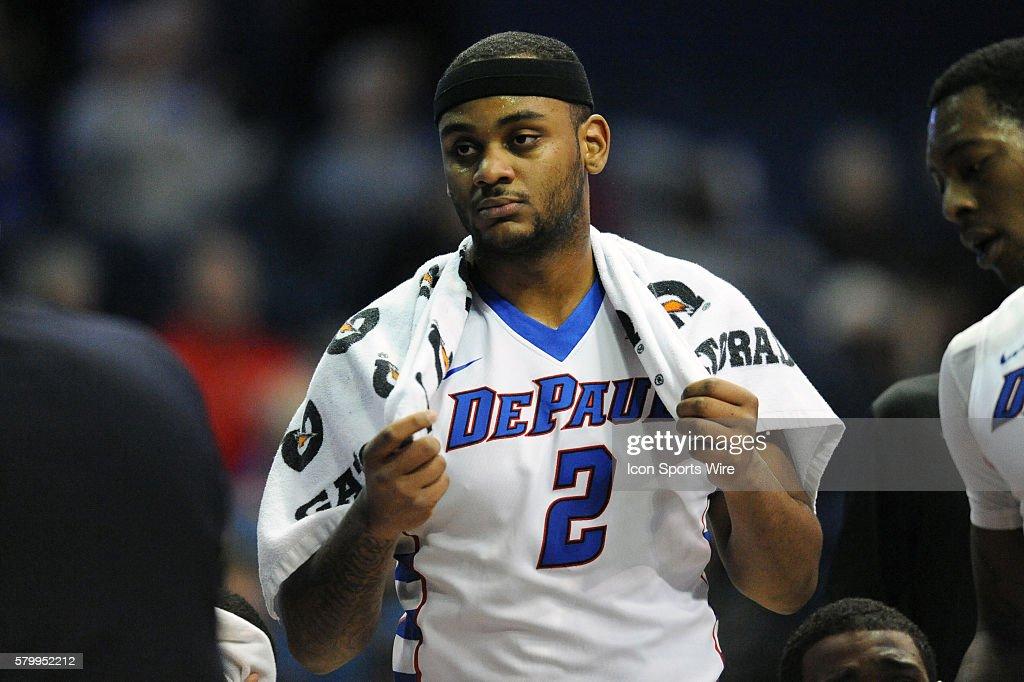 NCAA BASKETBALL: MAR 05 Seton Hall at DePaul : News Photo