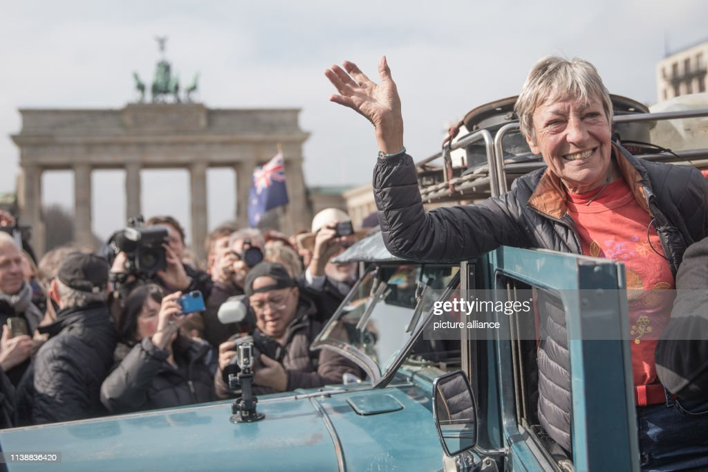 DEU: Adventurer Heidi Hetzer Died