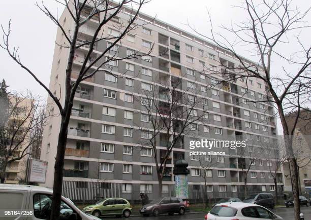The appartment block in which the 85yearold Holocaust survivor Mireille Knoll was found dead in her burned appartment on Friday Investigators assume...