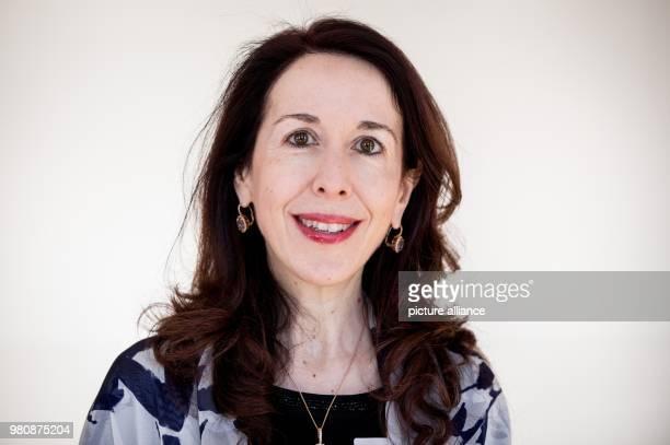 March 2018, Germany, Berlin: Alessandra Buonanno, prize winner of the Gottfried Wilhelm Leibniz Prize 2018. Photo: Kay Nietfeld/dpa