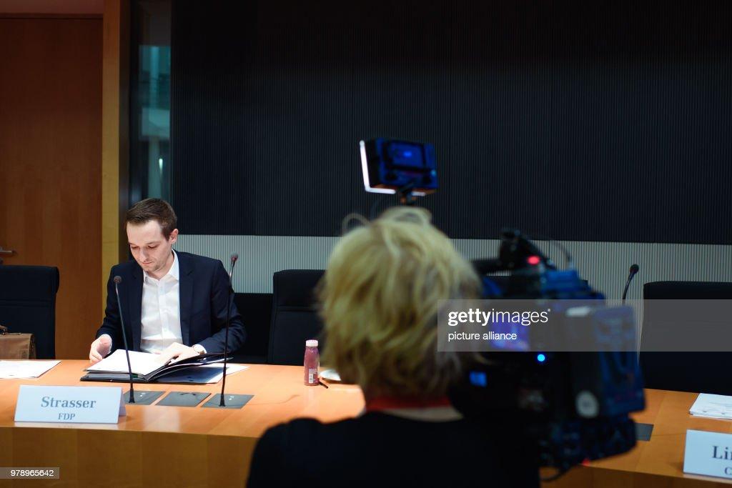 Committee of inquiry regarding Anis Amri : News Photo