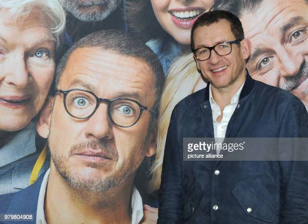 The French actor Dany Boon at the photocall of her film 'Die Sch'tis in Paris' The comedy will be shown in German cinemas from 22 March 2018 Photo...