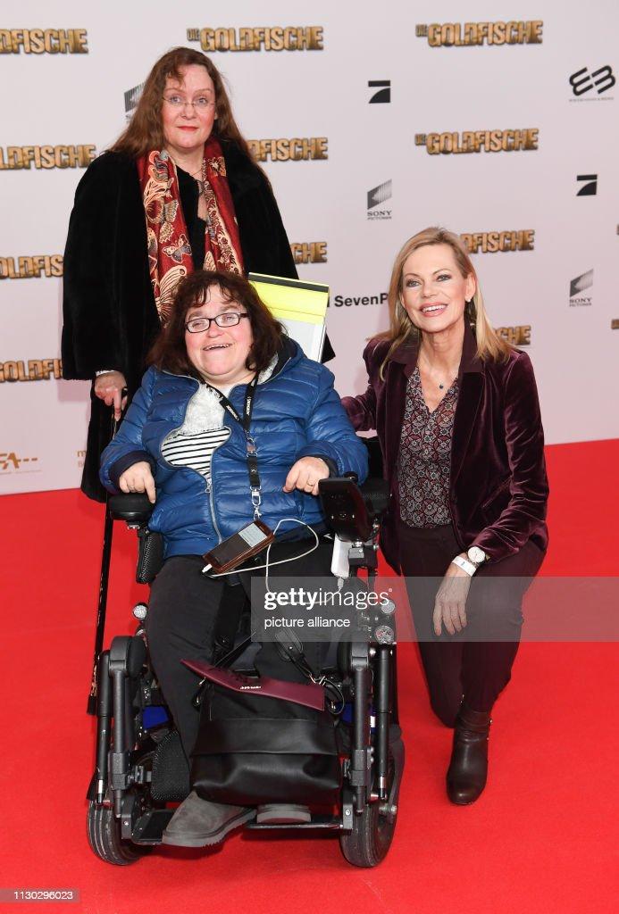 World premiere of 'The Goldfish' : Nachrichtenfoto