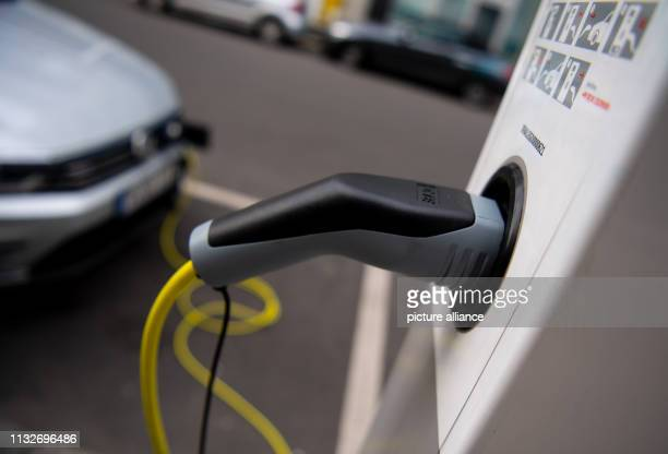 A car is charged at a charging station for electric vehicles Photo Monika Skolimowska/dpaZentralbild/dpa