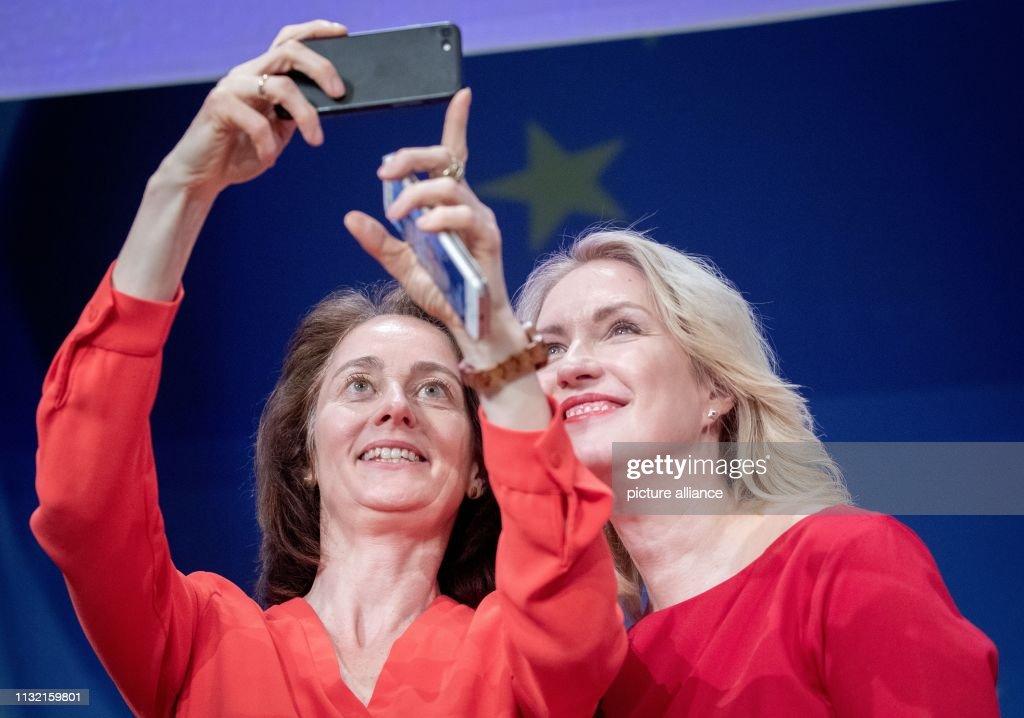 DEU: European Convention Of The SPD
