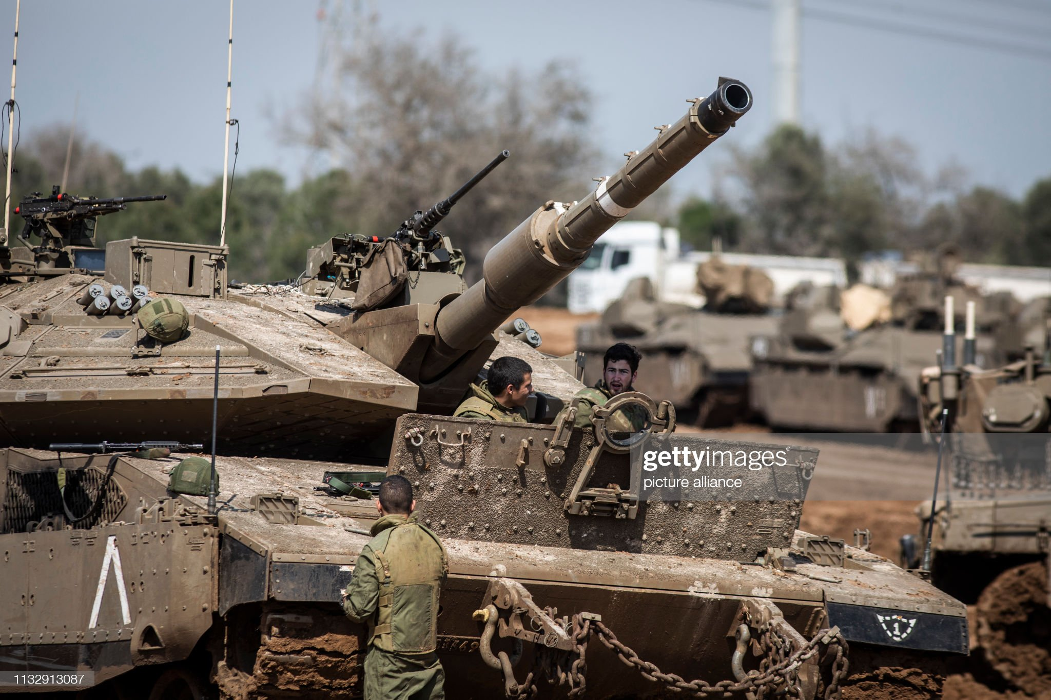 https://media.gettyimages.com/photos/march-2019-israel-ashelon-israeli-tanks-and-armoured-personnel-seen-picture-id1132913087?s=2048x2048