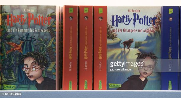 Books from the fantasy novel series Harry Potter will be exhibited at the Carlsen stand at the Leipzig Book Fair The Book Fair will continue until...