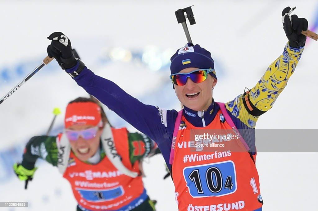 Biathlon - WM Östersund : News Photo