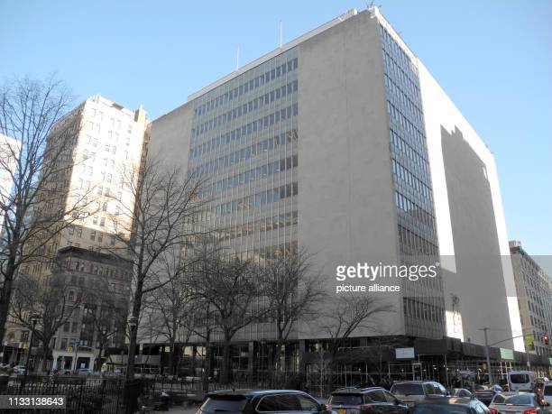 The New York City Civil Court A suspected impostor from Germany is on trial here because she is said to have cheated on large sums of money from...