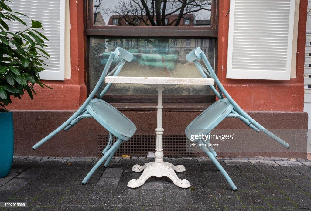 Coronavirus - Offenbach : News Photo