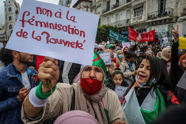 DZA: Anti-Government Demonstrations In Algeria