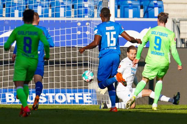 DEU: Bundesliga TSG 1899 Hoffenheim - VfL Wolfsburg