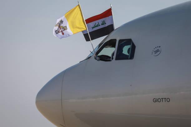IRQ: Pope Francis Leaves Iraq
