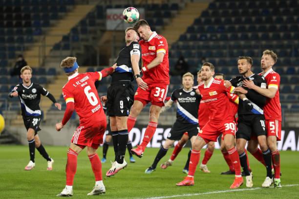 DEU: Bundesliga Arminia Bielefeld - 1. FC Union Berlin