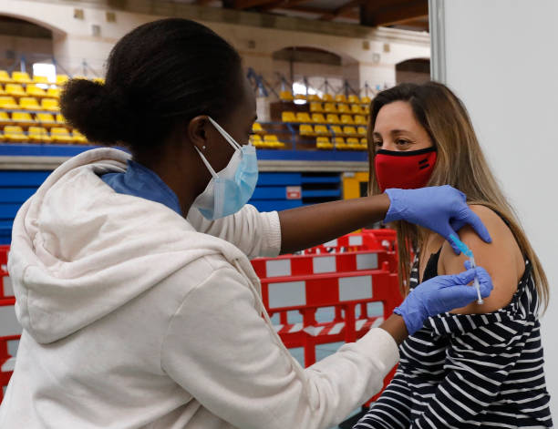 ESP: Coronavirus - Vaccination In Palma