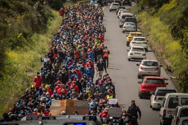 ESP: Migrants On The Spanish Island Of Tenerife