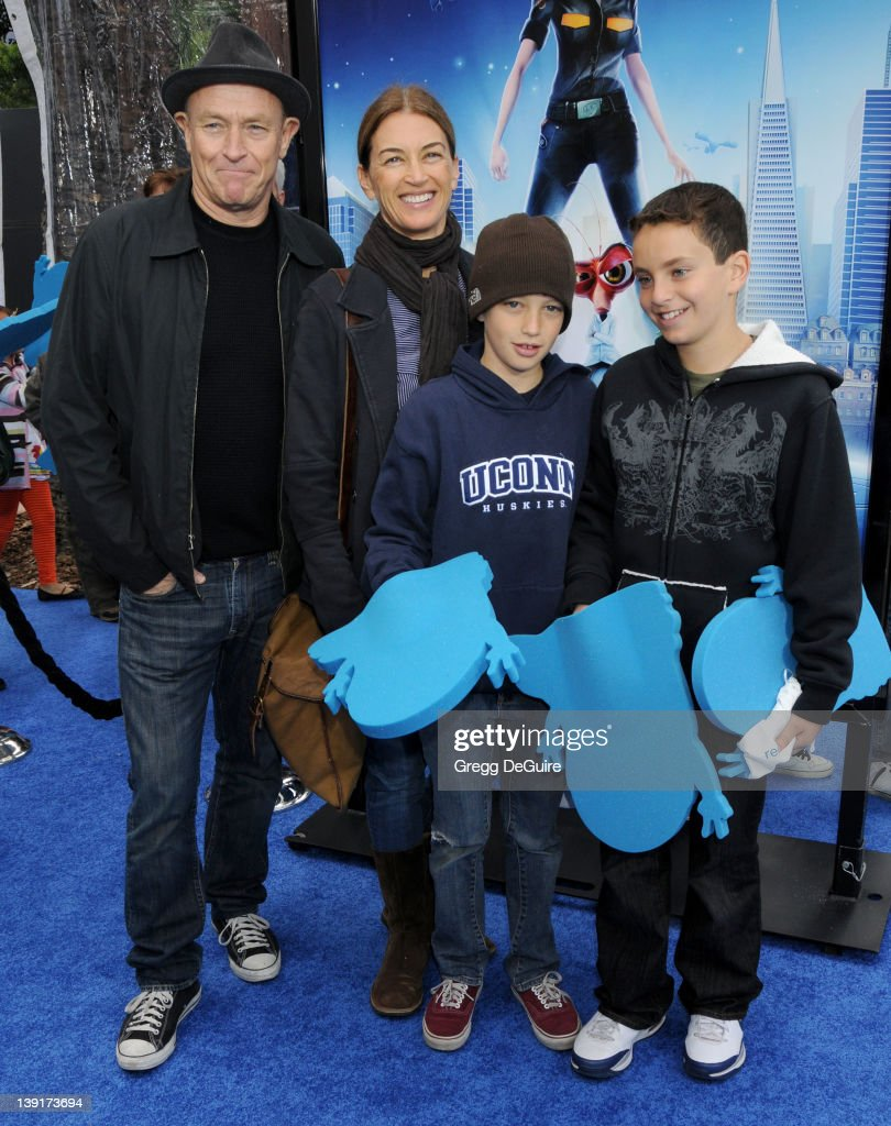 """Monsters vs. Aliens"" Los Angeles Premiere : News Photo"