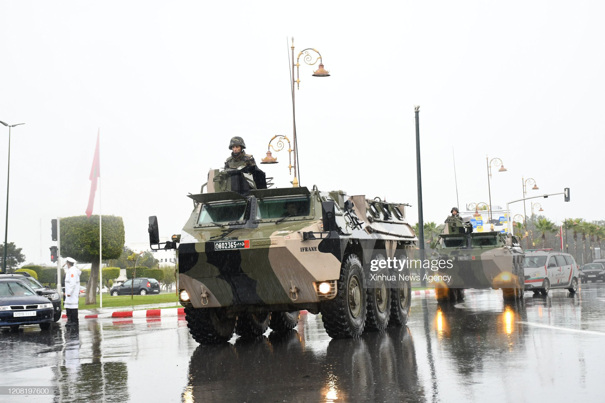 Renault VAB VTT et VCI des Forces Armées Royales - Page 3 March-24-2020-military-vehicles-are-seen-in-sale-morocco-on-march-24-picture-id1208197600?s=2048x2048