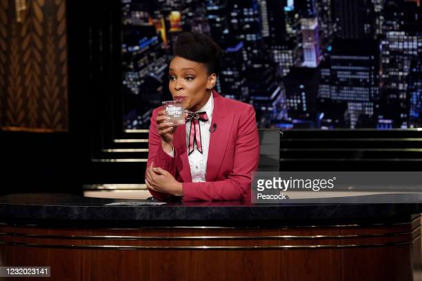 "March 26, 2021"" Episode 121 -- Pictured: Amber Ruffin --"