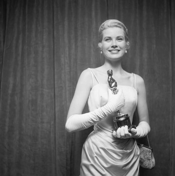 March 30, 1955, Hollywood, Grace Kelly