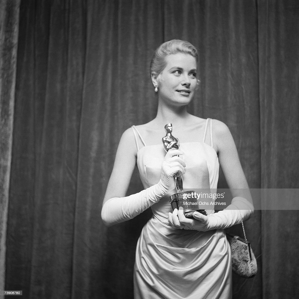March 30, 1955, Hollywood, Grace Kelly : News Photo