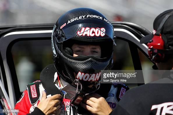 Ashley Force Hood John Force Racing Ford Mustang Nhra Funny Car