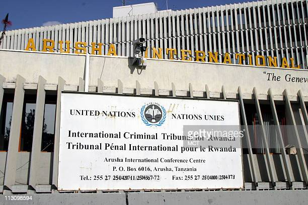 March 4 2004 The ICTR International Criminal Tribunal for Rwanda in Arusha Tanzania The Tribunal was established by a United Nations Security Council...