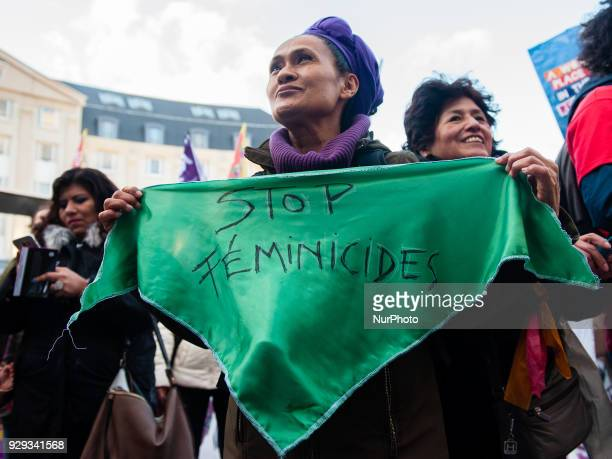 March 8th Brussels Several organizations called today for a demonstration on March 8 to celebrate International Women''s Day and demand respect for...