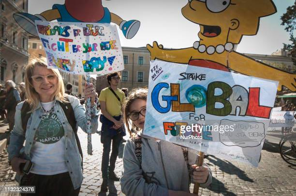 March for the climate and against great works in Rome to focus on the real needs of Italy and the health of the Earth Initiative promoted by dozens...