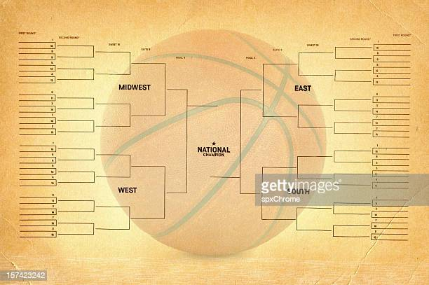 march madness - march madness basketball stock photos and pictures