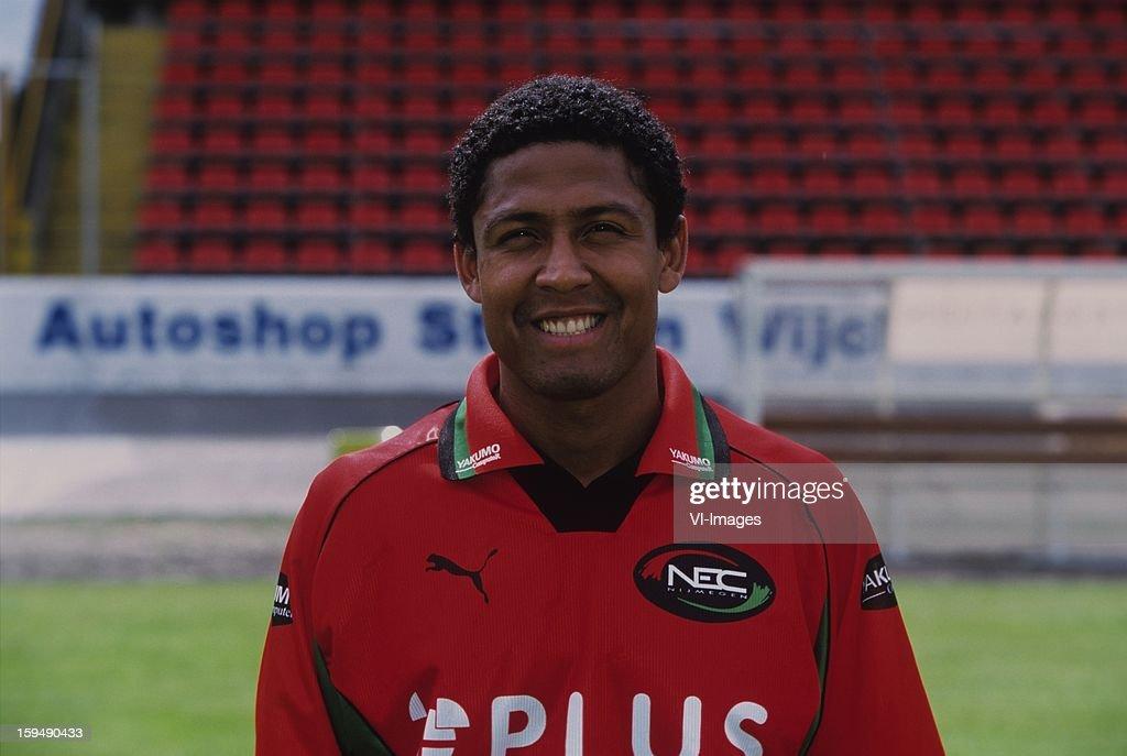 Dutch Eredivisie - NEC Nijmegen : News Photo