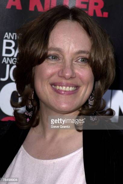 Marcheline Bertrand at the DGA Theater in Los Angeles California