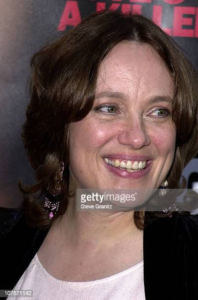 Marcheline Bertrand during Original Sin Los Angeles Premiere at DGA Theater in Los Angeles California United States
