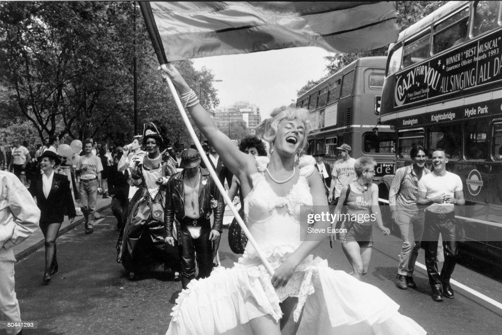 Masculine Marilyn : News Photo