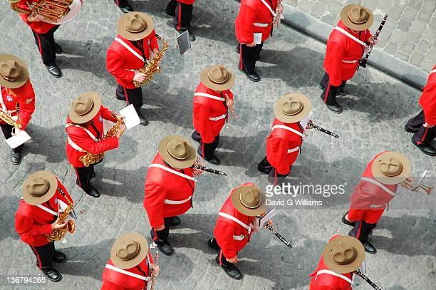 marching band - パレード ストックフォトと画像