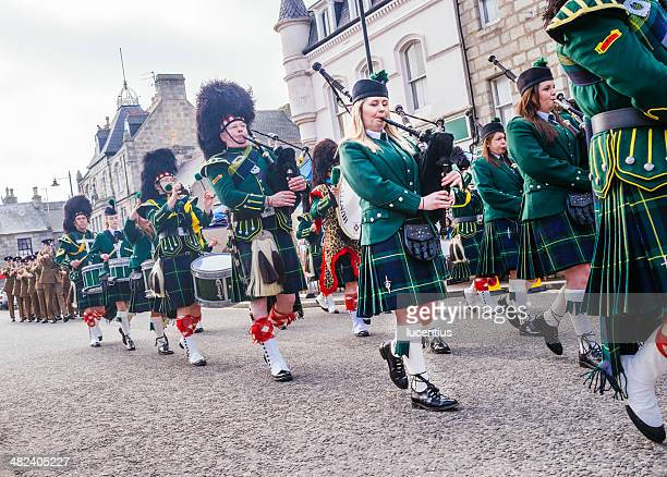 Marching Pipe Band