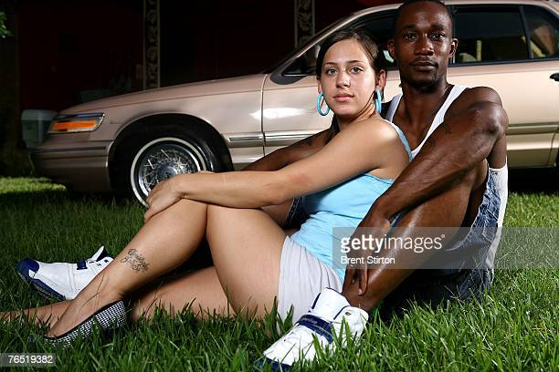 белые девчонки и здоровые черные парни - 3