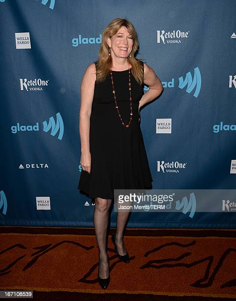 Marci Bowers arrives at the 24th Annual GLAAD Media Awards at JW Marriott Los Angeles at LA LIVE on April 20 2013 in Los Angeles California