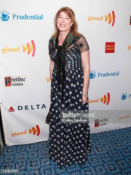 Marci Bowers attends the 23rd Annual GLAAD Media Awards at the Marriott Marquis Hotel on March 24 2012 in New York City