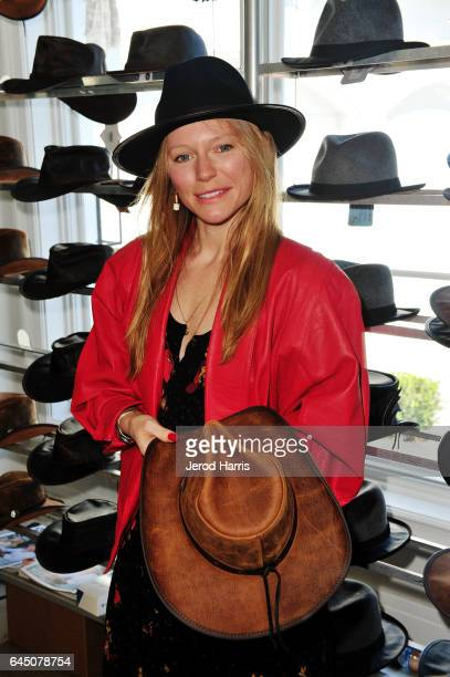 Marci Miller attends the GBK PreOSCAR Luxury Lounge on February 24 2017 in Beverly Hills California