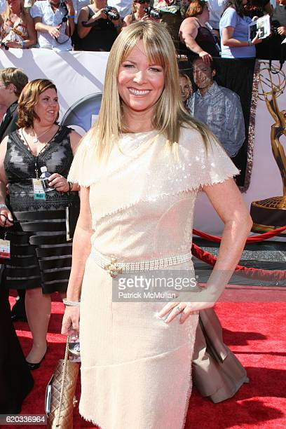 Marcia Ball attends 2008 Daytime Emmy Awards at Kodak Theatre on June 20 2008 in Hollywood CA