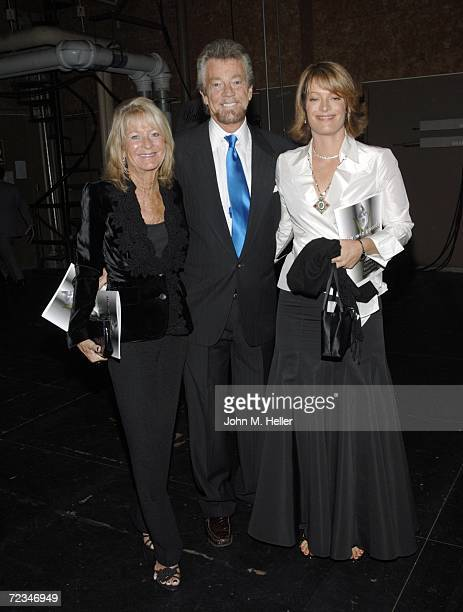 Marcia Cannell Stephen J Cannell amd Tawnia McKiernan at the 13th Annual Women's Image Network Awards at the Freud Playhouse on the UCLA Campus on...
