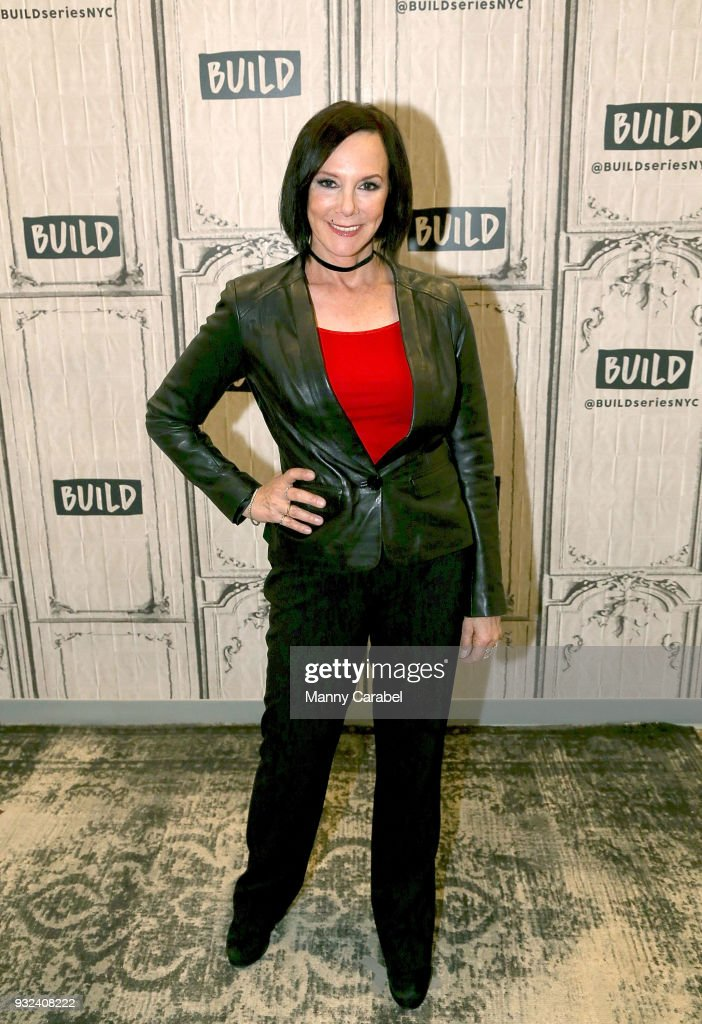 Marcia Clark visits Build Series at Build Studio on March 15, 2018 in New York City.