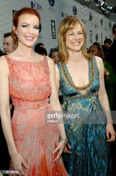 Marcia Cross and Laura Linney nominee Best Performance by a Leading Actress in a Play for 'Sight Unseen'