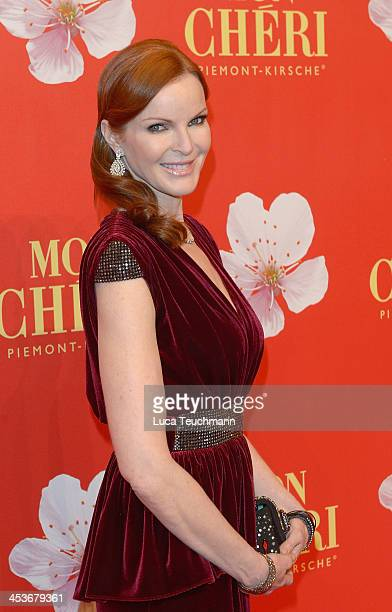 Marcia Cross attends the Barbara Tag 2013 at Postpalast on December 4 2013 in Munich Germany