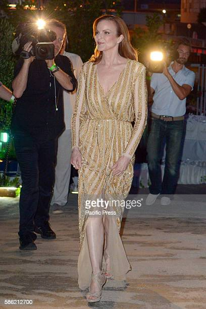 Marcia Cross attends the Remus Lifestyle Night 2016 at Varadero Bar