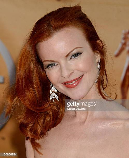 Marcia Cross during 11th Annual Screen Actors Guild Awards Arrivals at Shrine Auditorium in Los Angeles California United States